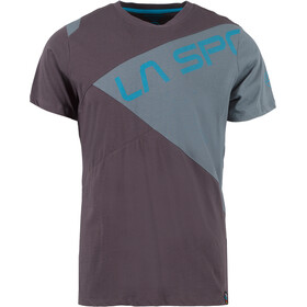 La Sportiva Float T-shirt Herre carbon/slate